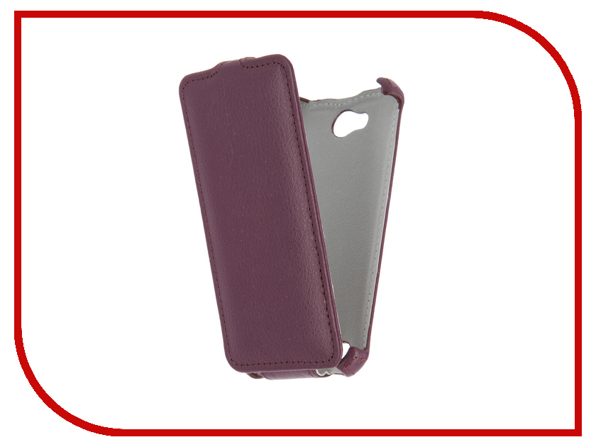 Аксессуар Чехол Micromax D306 Bolt Gecko Violet GG-F-MICD306-VIO круг надувной chocolate donut 1240783