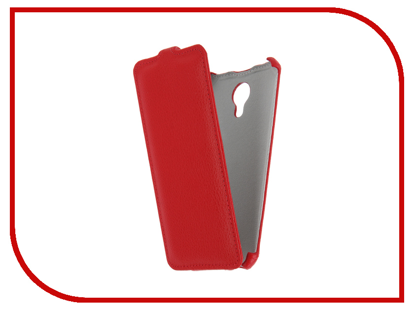 Аксессуар Чехол Meizu M3 Note Gecko Red GG-F-MEIM3NOTE-RED<br>
