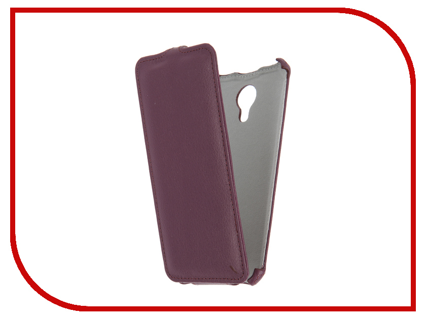 Аксессуар Чехол Meizu M3 Note Gecko Violet GG-F-MEIM3NOTE-VIO