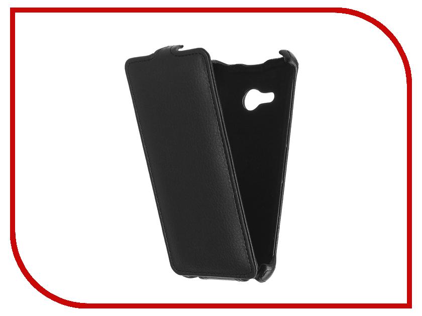 Аксессуар Чехол Microsoft Lumia 550 Gecko Black GG-F-MICL550-BL