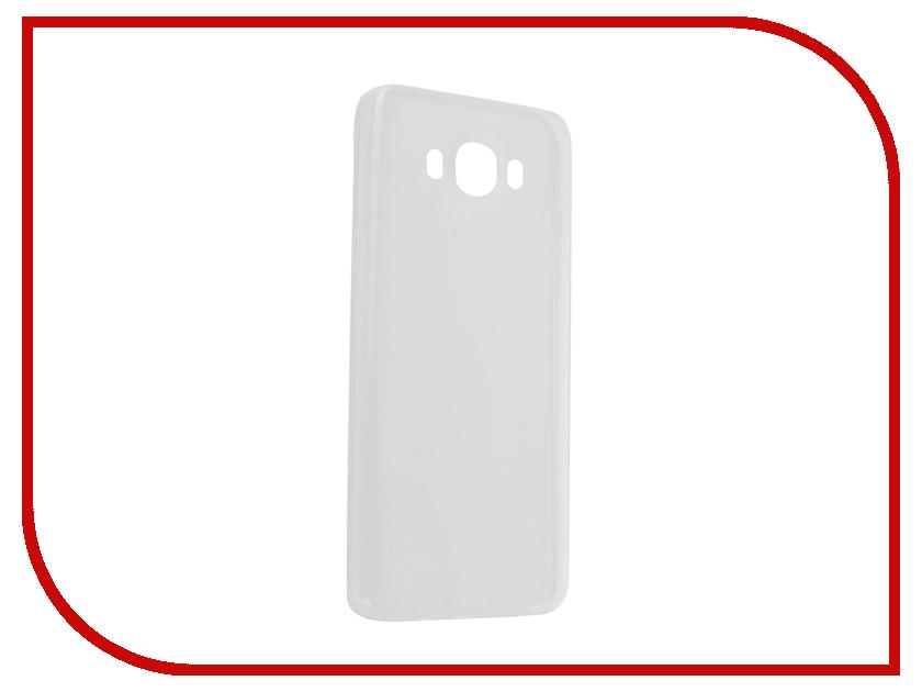 ��������� ����� Samsung Galaxy J7 2016 SkinBox 4People Slim Silicone Transparent T-S-SGJ72016-006