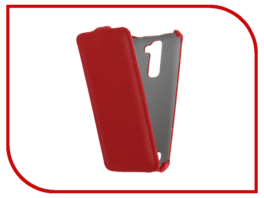 ��������� ����� LG K8 K350E Gecko Red GG-F-LGK8-RED