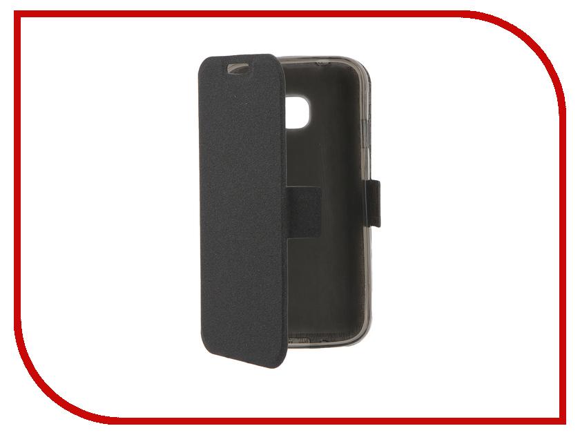 Аксессуар Чехол Samsung Galaxy J1 mini 2016 Prime Book Black T-P-SGJ1m2016-05<br>