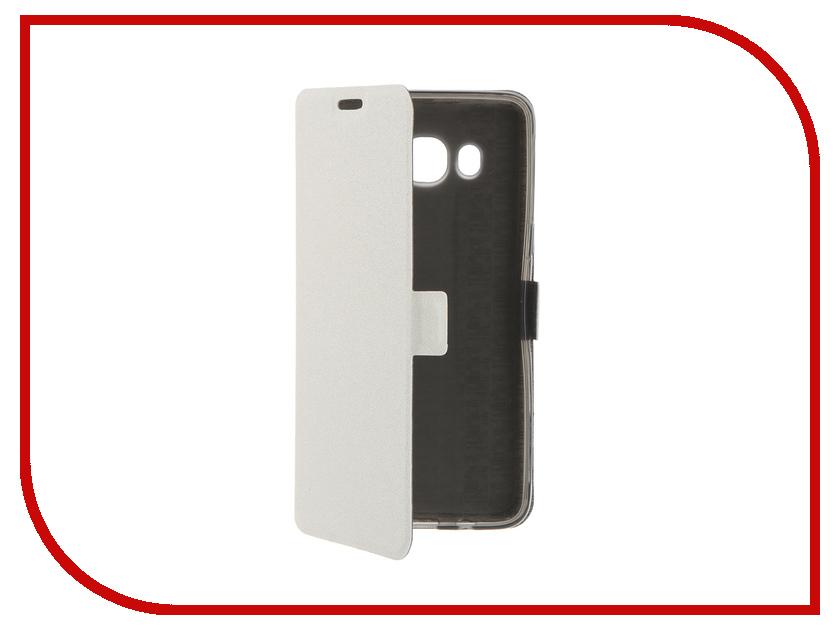 Аксессуар Чехол Samsung Galaxy J5 2016 Prime Book White T-P-SGJ52016-05<br>