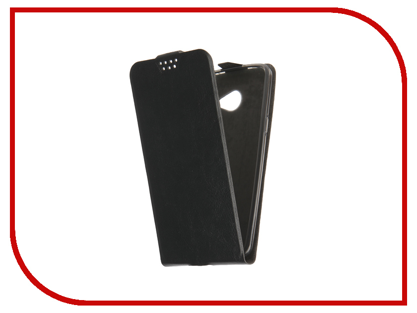 Аксессуар Чехол LG K5 SkinBox Slim Black T-F-LK5<br>