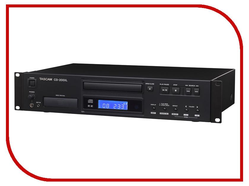 Tascam CD-200iL студийные мониторы tascam vl s3bt