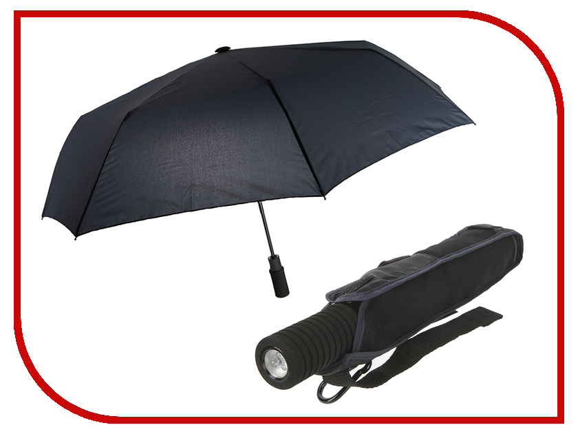 Зонт Euroschirm Light Trek Blue 3F329050