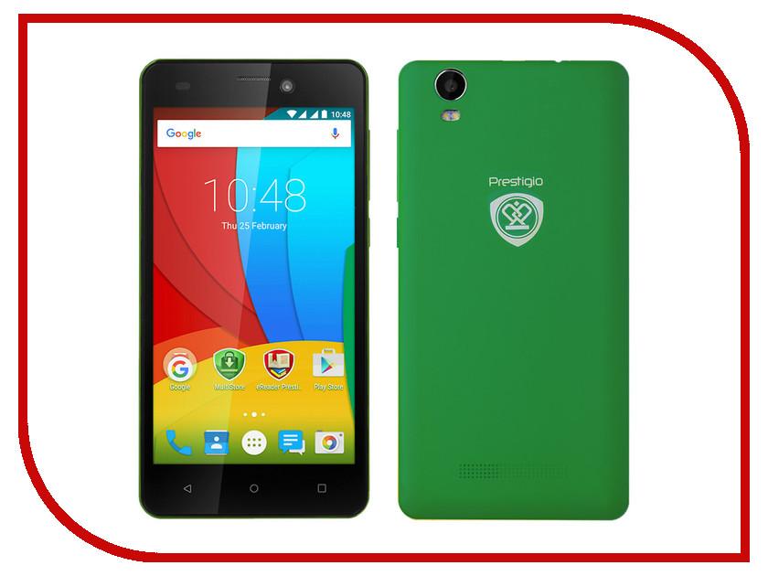 Сотовый телефон Prestigio Wize N3 3507 DUO Green PSP3507DUOGREEN<br>