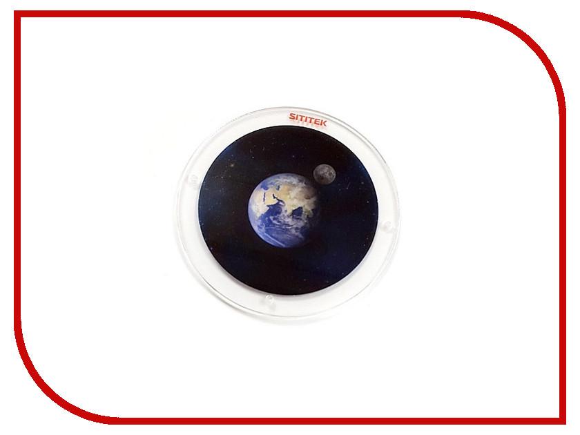 Диск для домашнего планетария Sititek Homestar Земля и Луна<br>