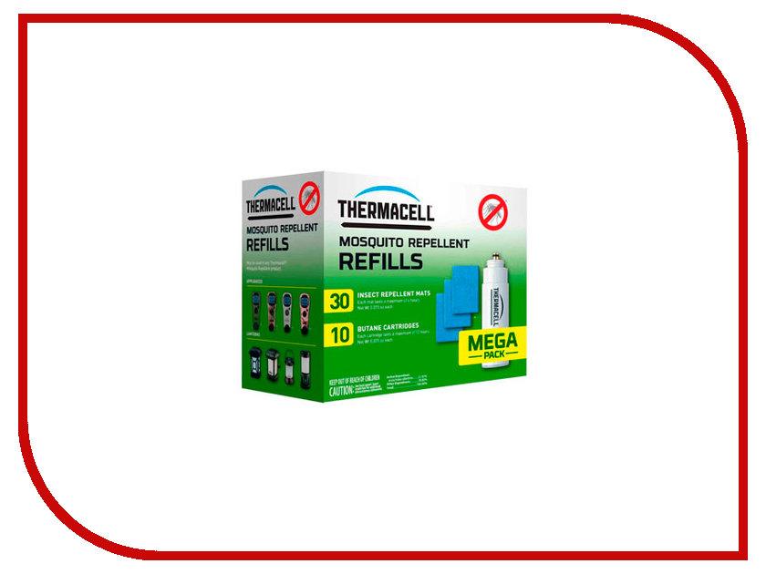 все цены на  Средство защиты от комаров ThermaCELL MR R10 (10 газовых картриджей + 30 пластин)  в интернете