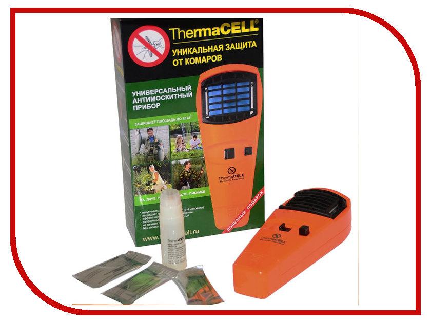 Средство защиты от комаров ThermaCELL MR O06-00 (1 газовый картридж + 3 пластины) электрогрелка thermacell xxlarge hw xxl 06