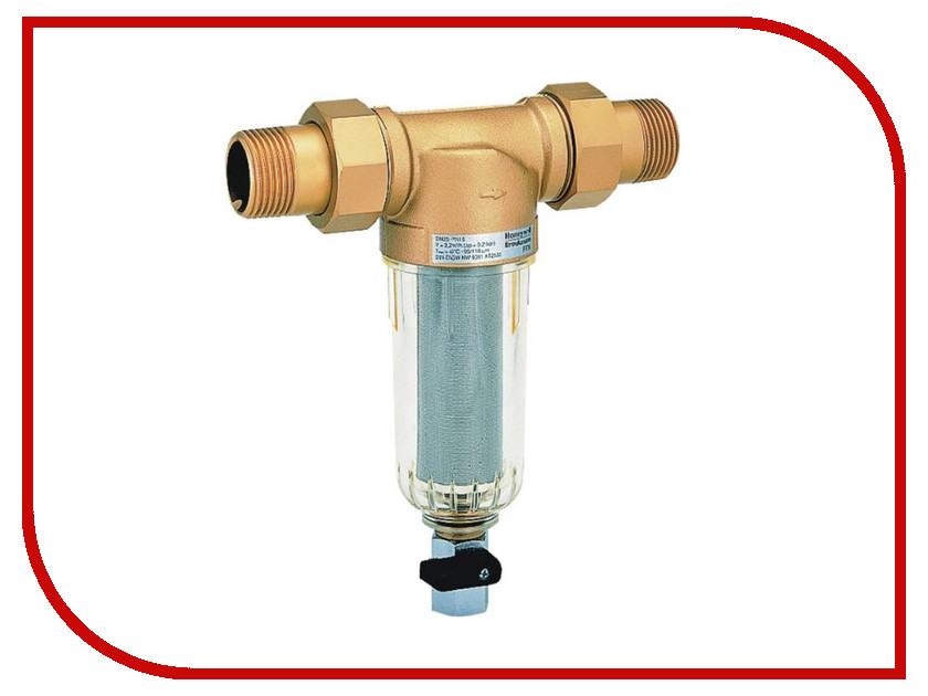 Фильтр для воды Honeywell FF06-3/4 AA honeywell solenoid gas valves ve4020a1005 3 4 for burner new