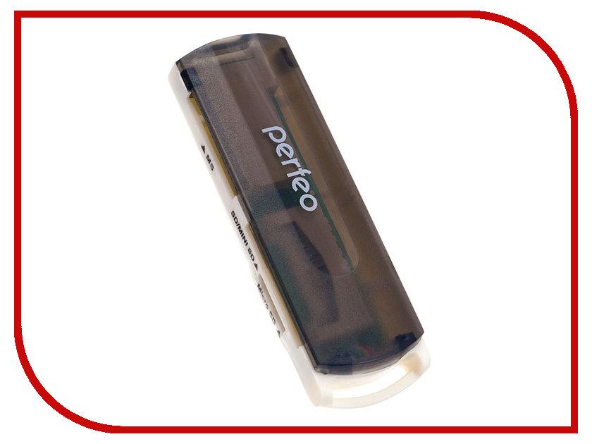 Perfeo PF-VI-R013 Black плеер perfeo vi m001 display music clip titanium silver
