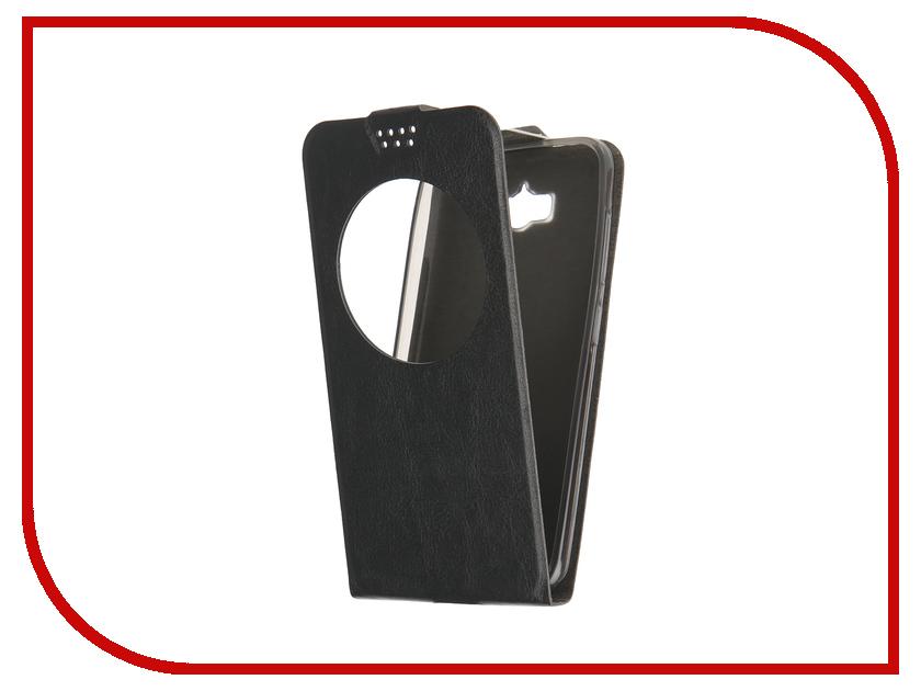 ��������� ����� ASUS ZenFone Max ZC550KL SkinBox Slim AW Black T-F-AZC551KL-001