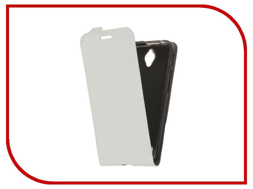 Аксессуар Чехол ASUS ZenFone Go ZC451TG SkinBox Slim White T-F-AZC451TG<br>