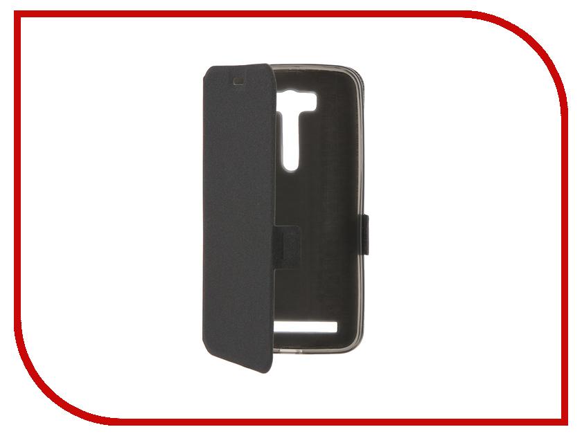 Аксессуар Чехол ASUS ZenFone Laser 2 ZE500KL/ZE500KG Prime Book Black T-P-AZE500KL-05<br>