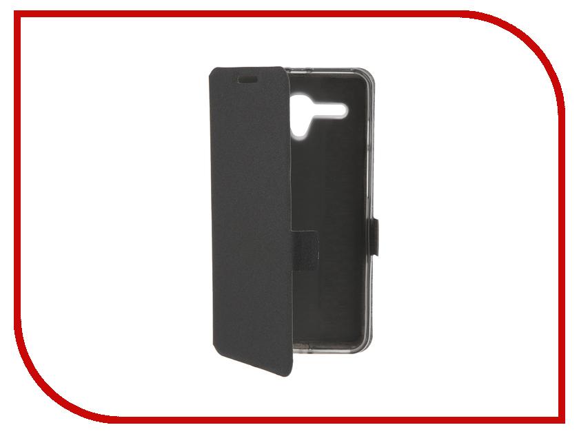 Аксессуар Чехол Alcatel OneTouch 5025D POP 3 Prime Book Black T-P-AOT5025D-05<br>