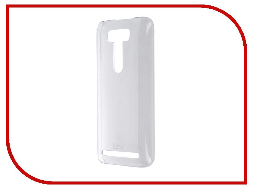 Аксессуар Чехол ASUS ZenFone Laser 2 ZE500KL/ZE500KG SkinBox 4People Crystal Transparent T-S-AZE500KL-007<br>