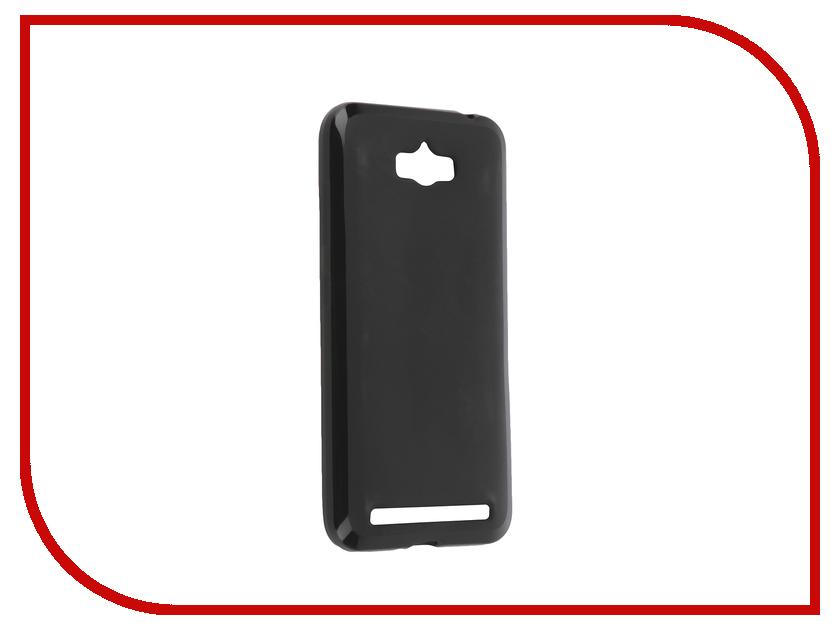 ��������� ����� ASUS ZenFone Max ZC550KL SkinBox Shield Silicone Black T-S-AZC551KL-005