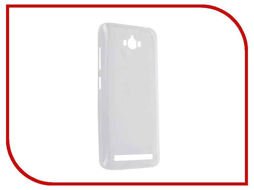 Аксессуар Чехол ASUS ZenFone Max ZC550KL SkinBox 4People Slim Silicone Transparent T-S-AZC550KL-005<br>