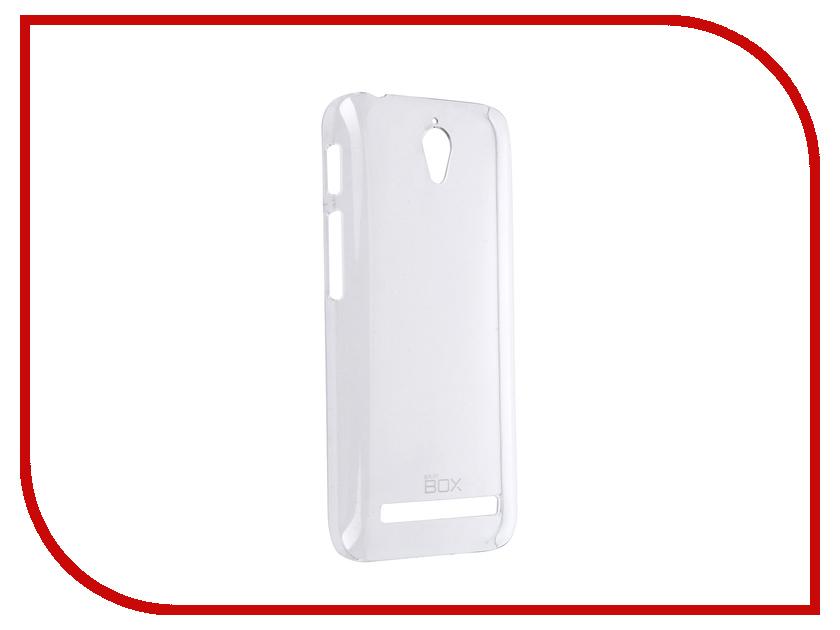 Аксессуар Чехол ASUS ZenFone Go ZC451TG SkinBox 4People Crystal Transparent T-S-AZC451TG-007<br>