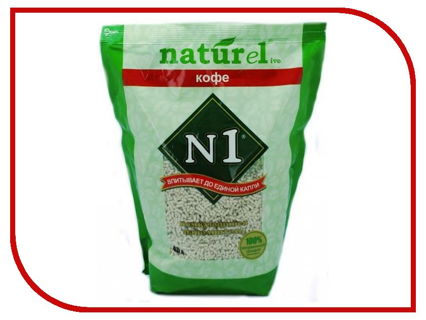 Наполнитель N1 NATUReL Кофе 4.5L 92408