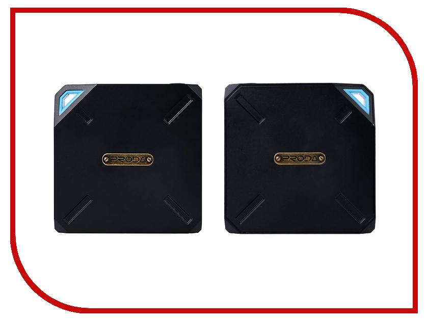 Аккумулятор Remax Proda Micro Spur 10000 mAh Blue<br>
