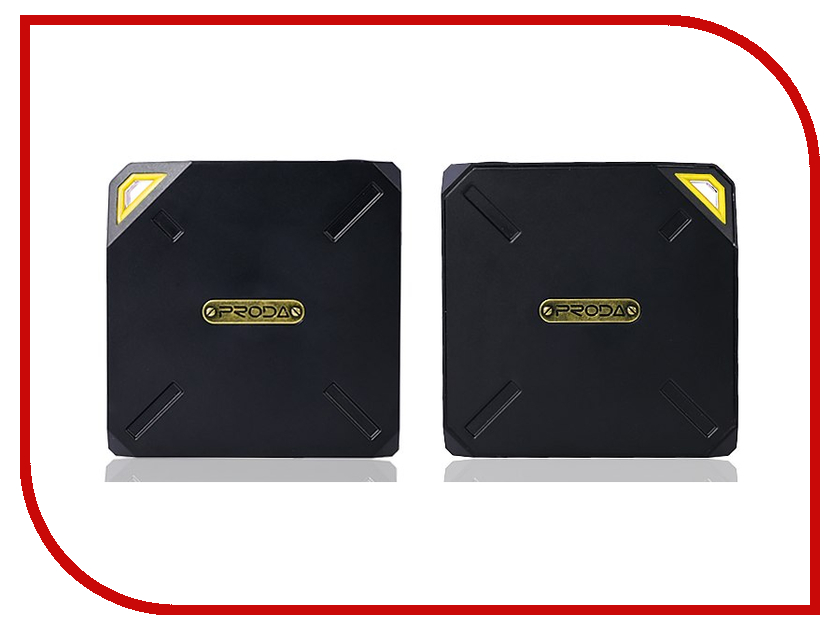Аккумулятор Remax Proda Micro Spur 10000 mAh Yellow<br>