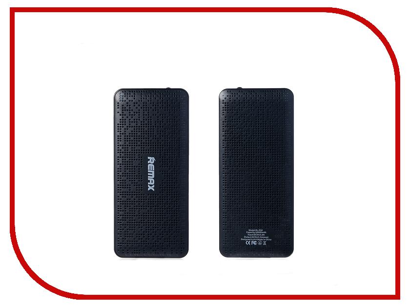 Аккумулятор Remax Pure 10000 mAh Black<br>