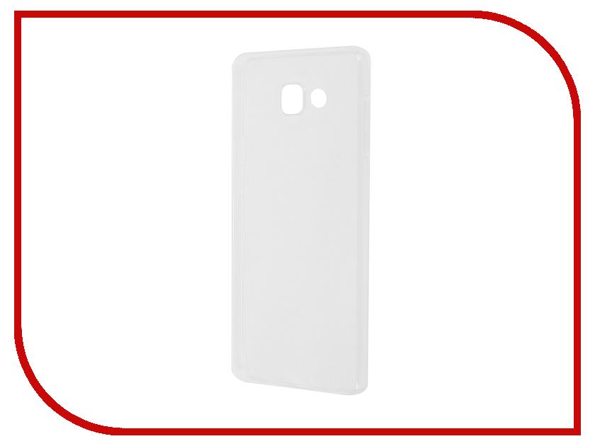 Аксессуар Чехол Samsung Galaxy A7 2016 Dismac TPU Ultraslim Case<br>