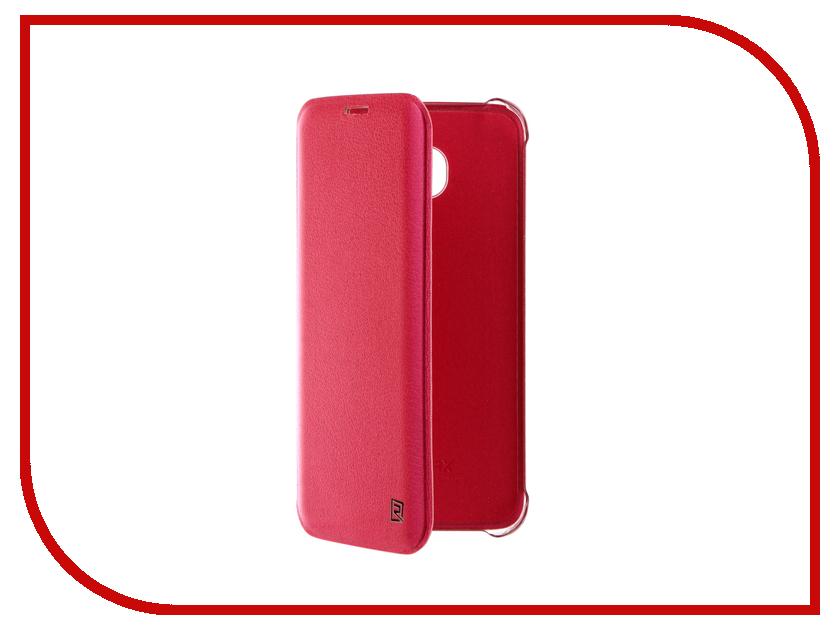 Аксессуар Чехол Samsung Galaxy S7 Edge Remax Pure Pink чехлы для телефонов remax чехол книжка sams s7 remax pure розовый
