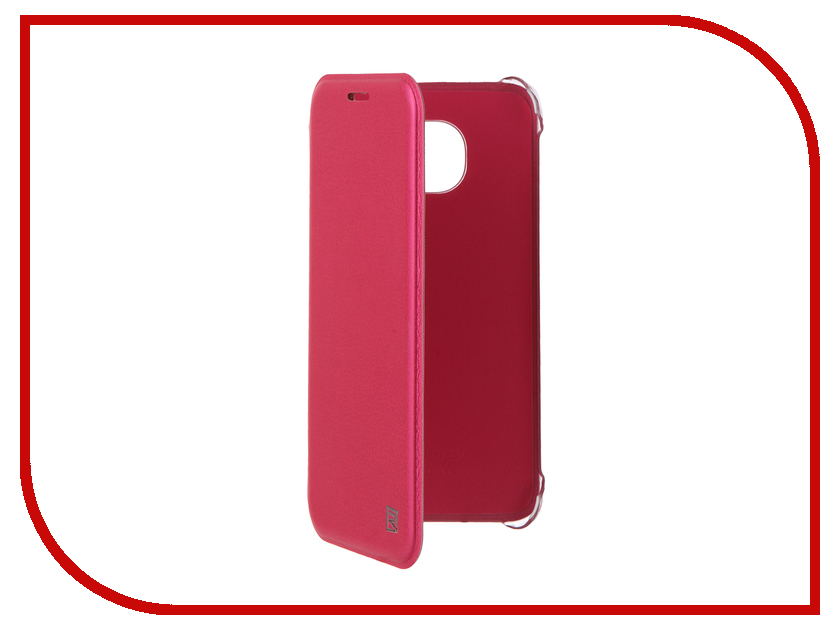Аксессуар Чехол Samsung Galaxy S7 Remax Pure Pink<br>