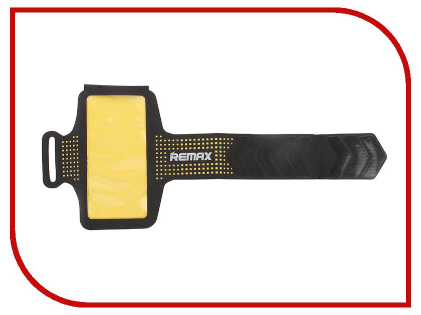 Аксессуар Чехол Remax Running Arm Band Yellow<br>