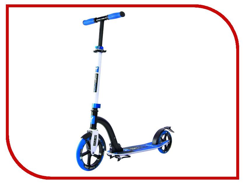 Самокат Y-SCOO RT 230 Slicker New Technology Blue
