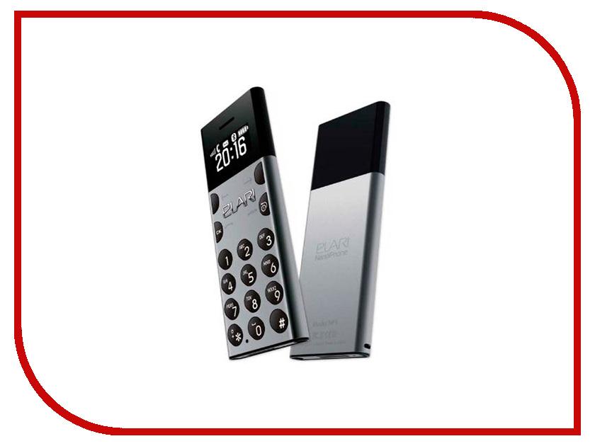 Сотовый телефон Elari NanoPhone Space Grey<br>