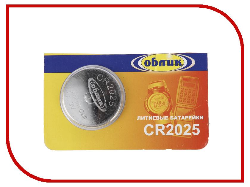 Батарейка CR-2025 - Облик ОБ-52 5BL (1 штука)