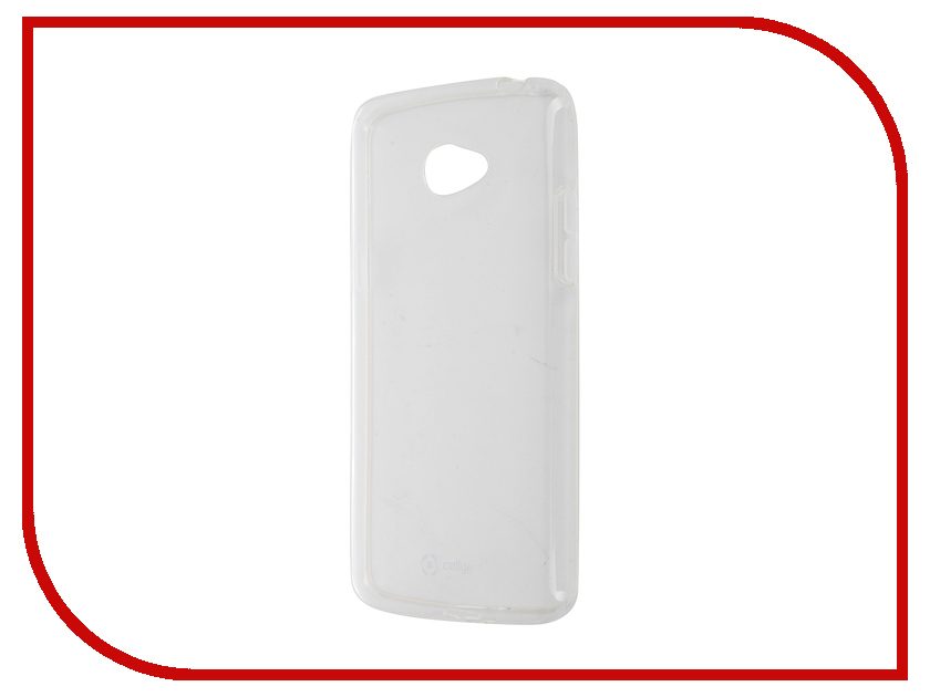 Аксессуар Чехол LG K5 Celly Gelskin Transparent GELSKIN571<br>