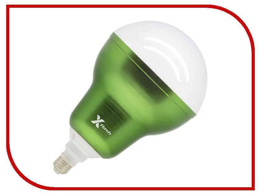 Светодиодная фитолампа X-flash XF-E27-PL-21W-220V матовая 47369 от Pleer