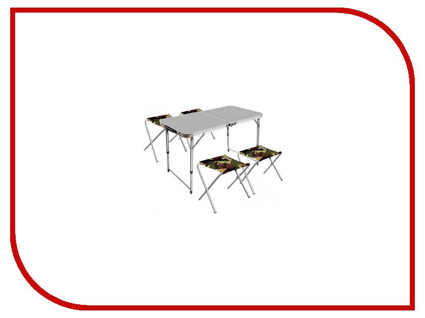 Набор складной мебели Wildman 81-580 набор складной мебели wildman 3 предмета