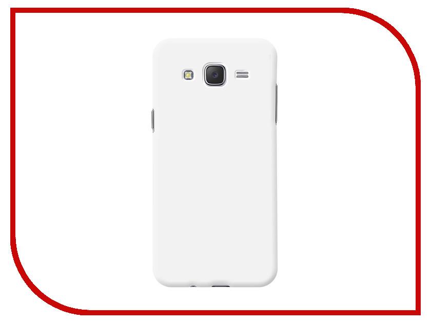 Аксессуар Чехол Samsung Galaxy J510 Deppa Air Case White 83251<br>