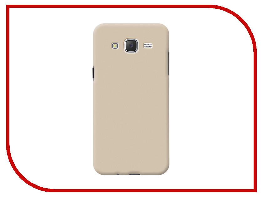 Аксессуар Чехол Samsung Galaxy J310 Deppa Air Case Gold 83249<br>
