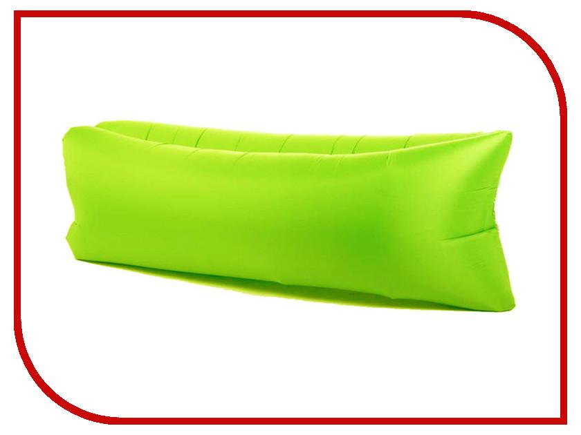 Надувной матрас Lamzac 220x70cm Green