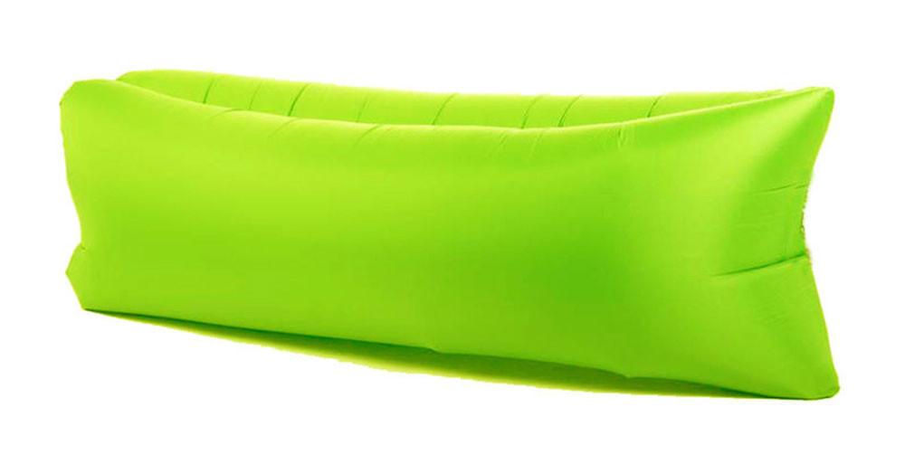 Надувной матрас Удачный сезон 200x70cm Green