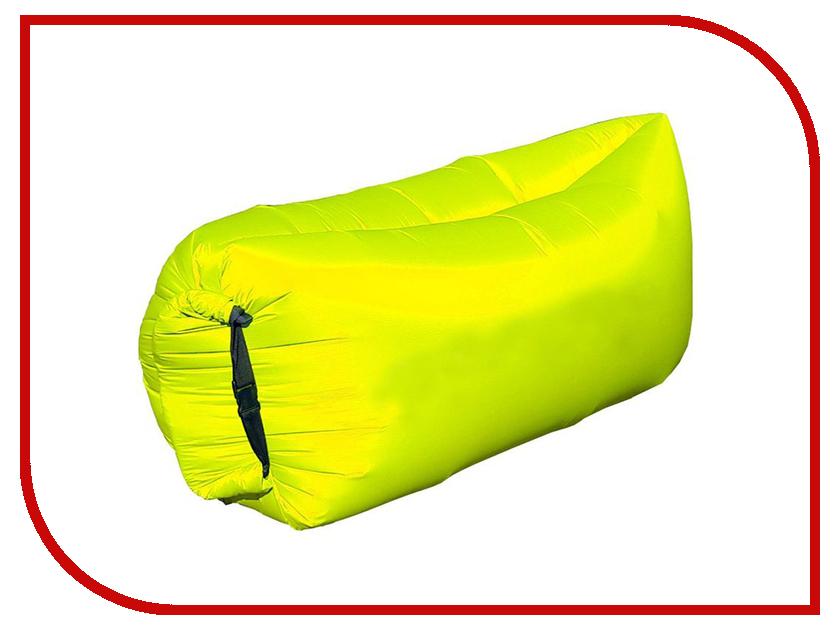Надувной матрас Lamzac 220х70см Yellow<br>