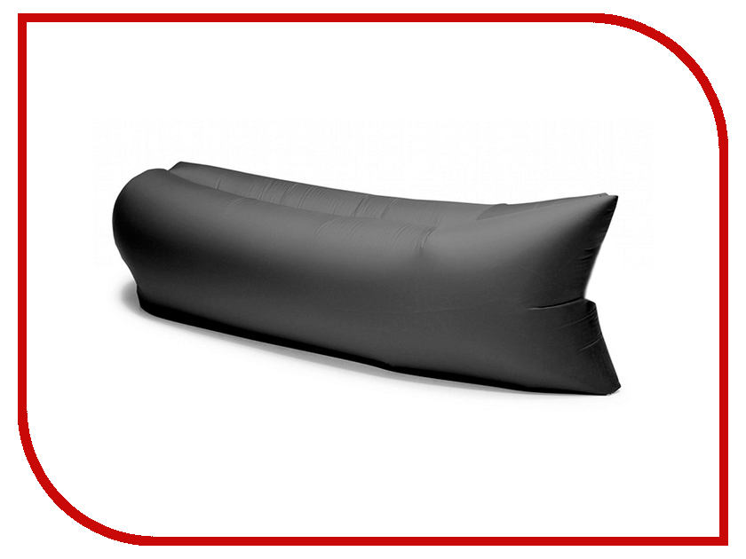 Надувной матрас Lamzac 220x70cm Black