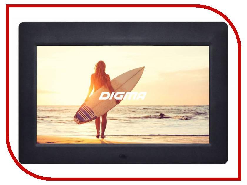 Цифровая фоторамка Digma PF-1033 Black цифровая фоторамка digma pf 833 white