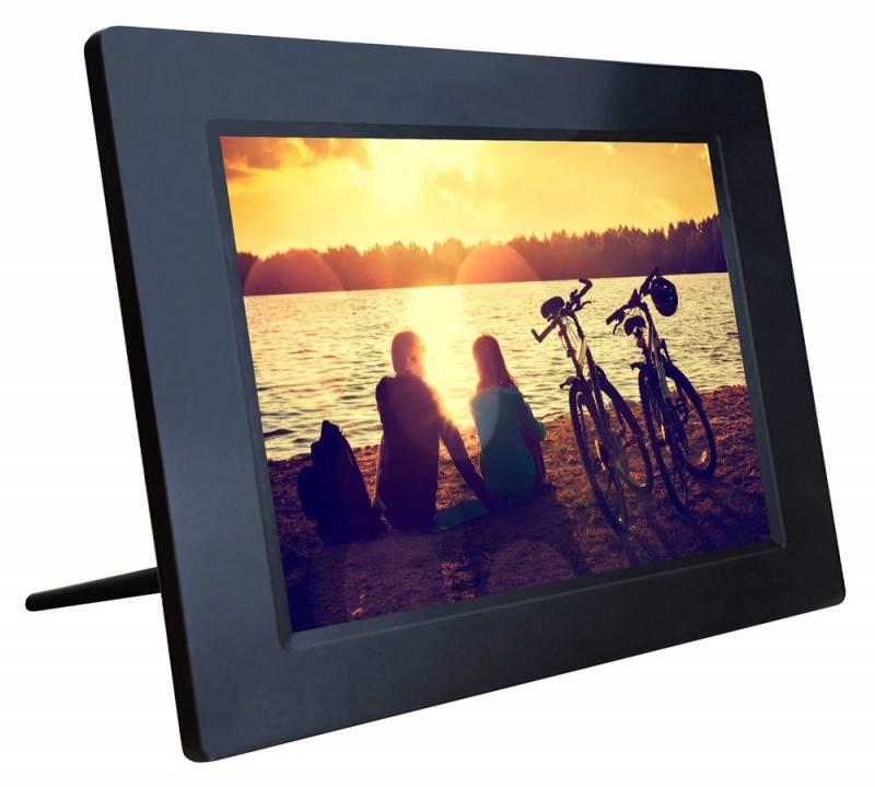 Фото - Цифровая фоторамка Digma PF-733 Black фоторамка digma pf 1033