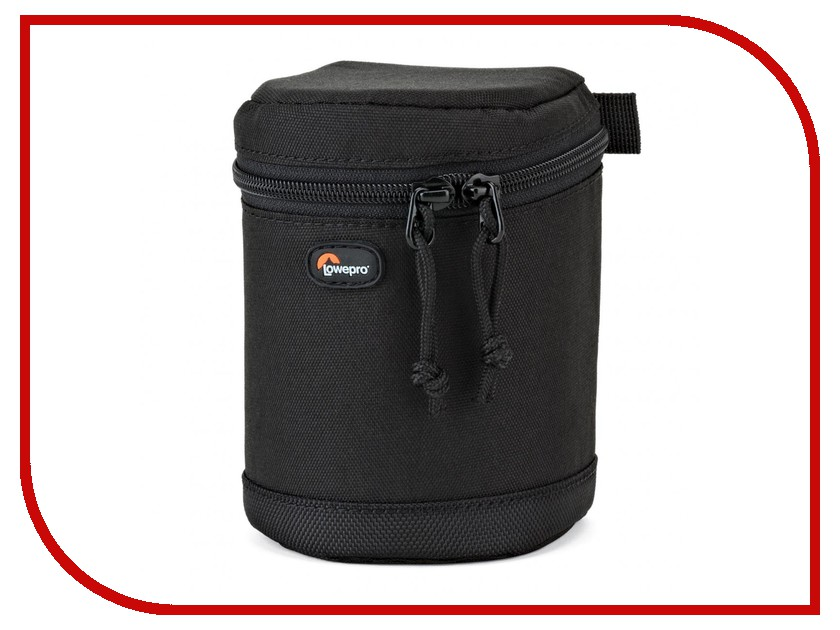 Аксессуар LowePro Lens Case 8x12cm Black 83540 аксессуар lowepro s