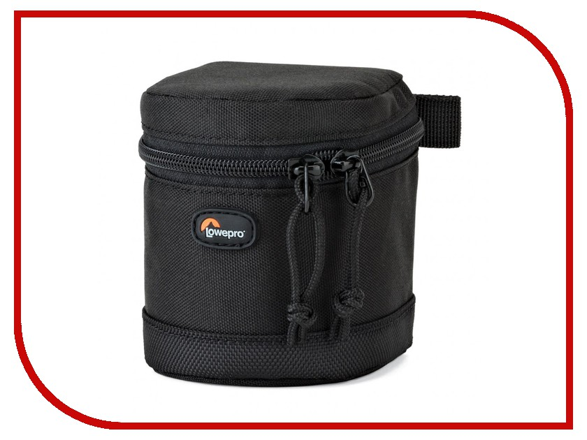 Аксессуар LowePro Lens Case 7x8cm Black 83539 аксессуар lowepro s