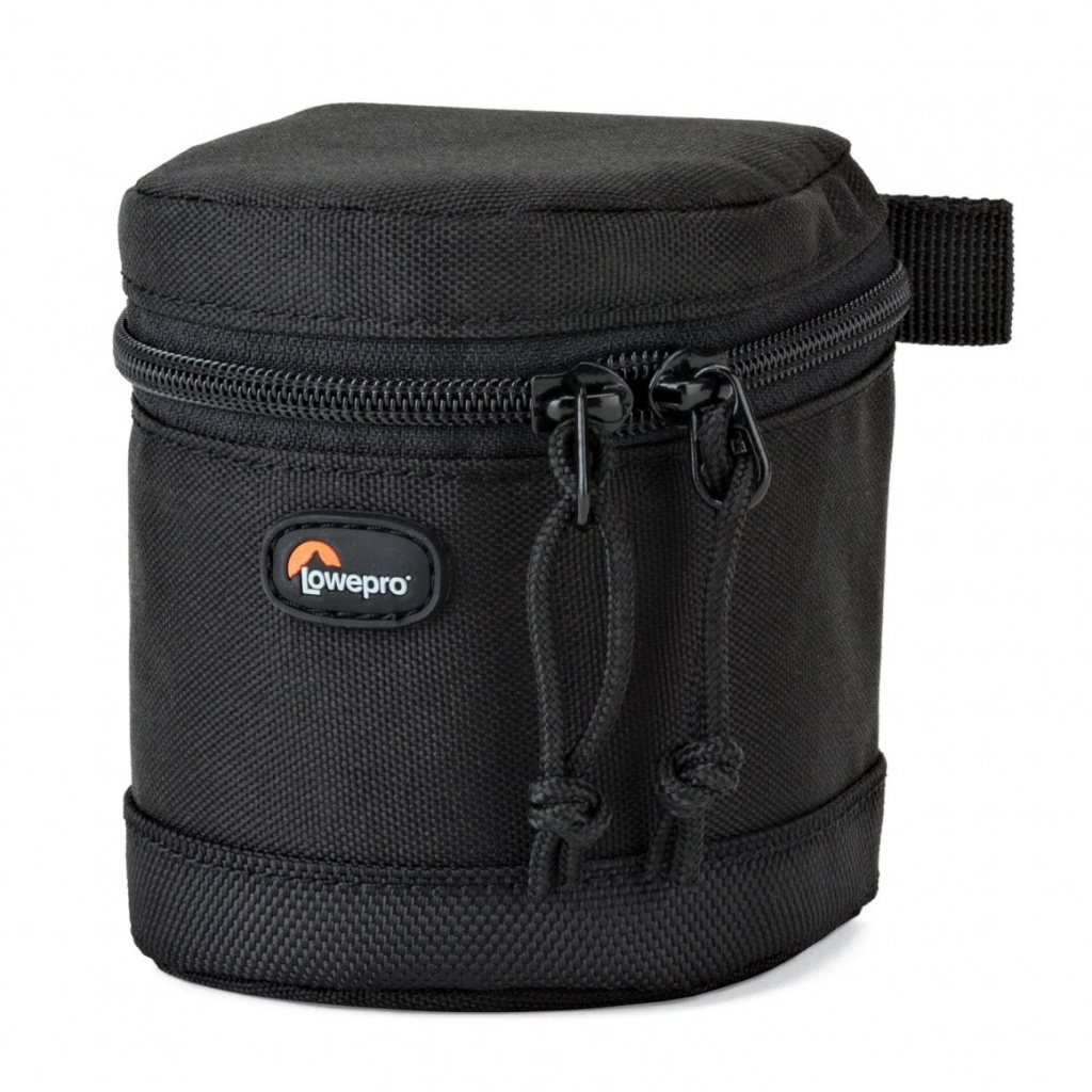 Аксессуар LowePro Lens Case 7x8cm Black 83539